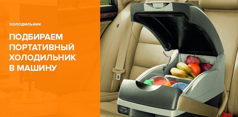 Как выбрать автомобильный холодильник - Советы и отзывы