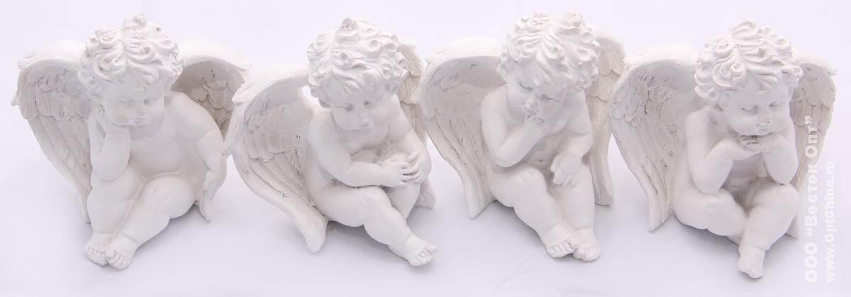 Как сделать скульптуру ангела своими руками 84