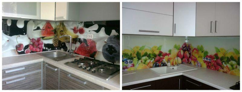 фартук на кухню из пластика плюсы и минусы фото установка отзывы