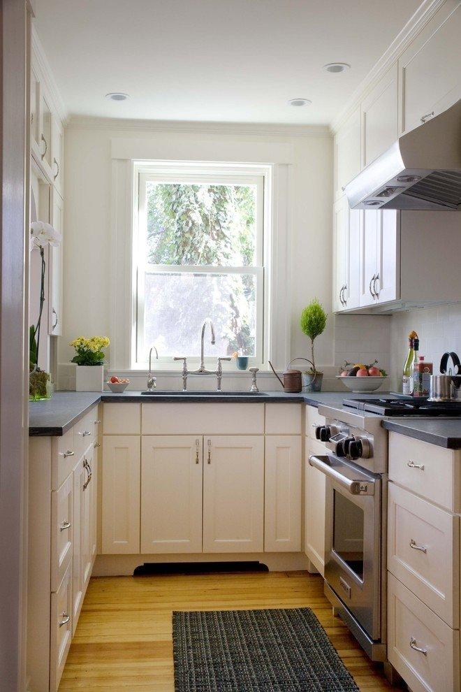 Дизайн кухни на 6 метров квадратных фото