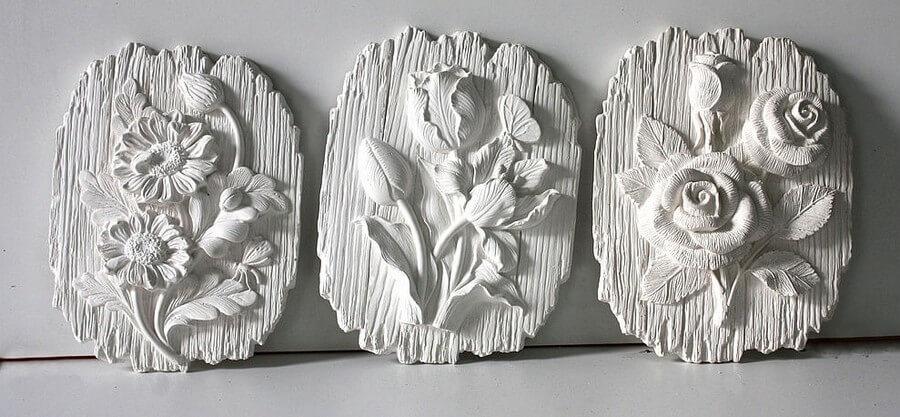 Цветы из бисера своими руками пошагово фото 952