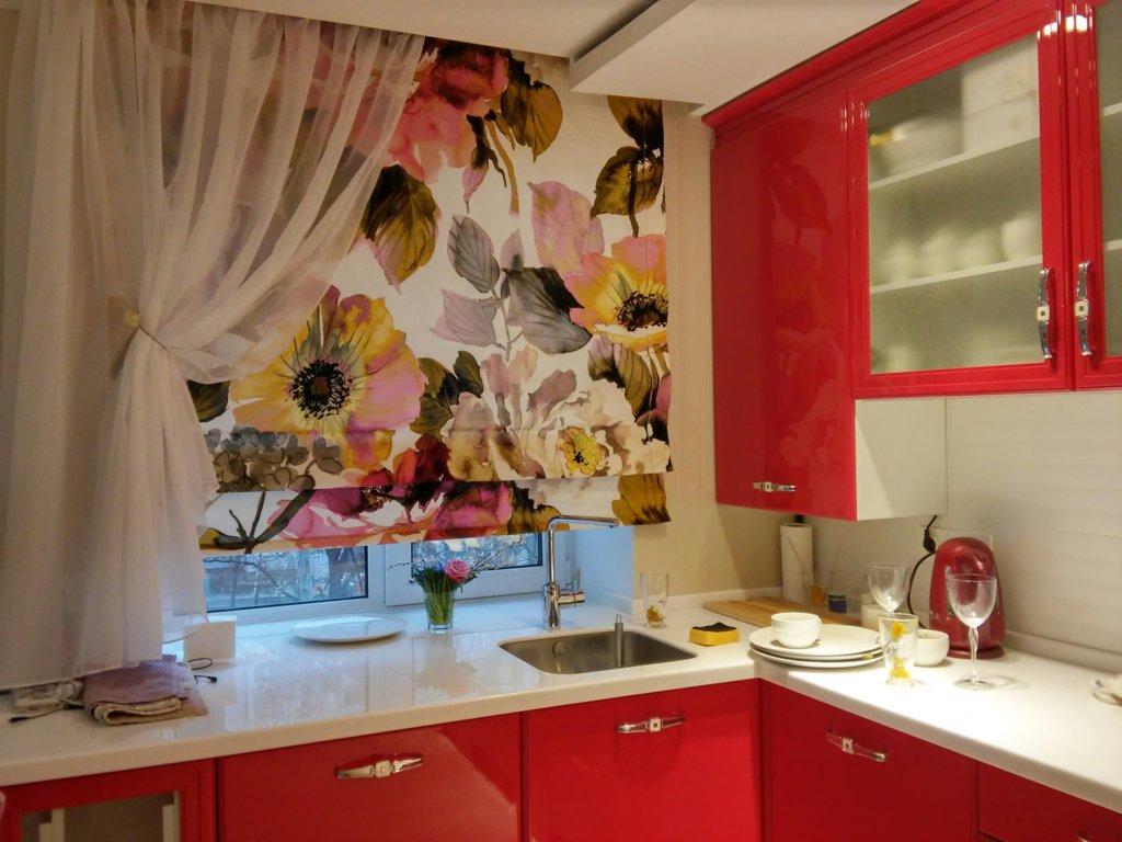 Дизайн маленькой кухни: 50 фото, планировки, идеи 2017 года