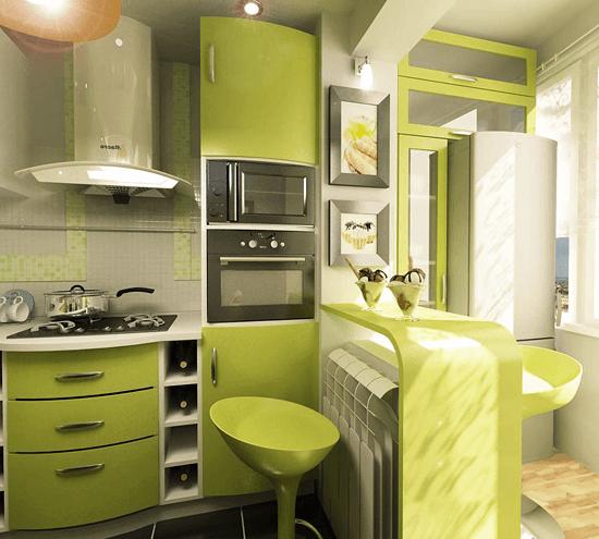 кухня дизайн 6 кв.м фото
