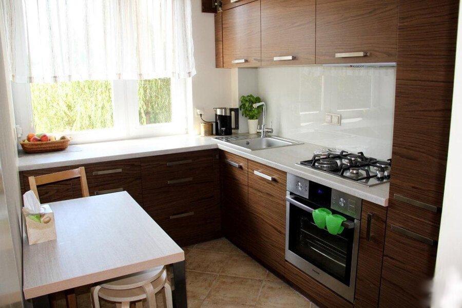 декор кухни маленькой фото