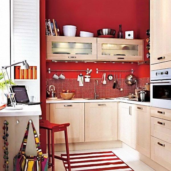 Дизайн кухни 6 кв м в панельном доме фото