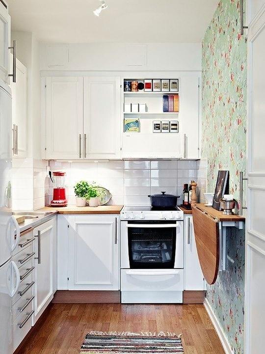 Дизайн 6м.кухни