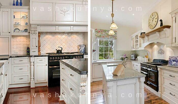 кухня в стиле прованс 100 лучших идей оформления с фото дизайна
