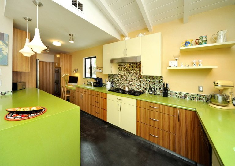 Küche Hellgrün hellgrüne küche