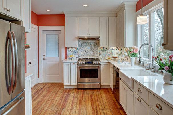 Дизайн и интерьер кухни 14 кв.м фото