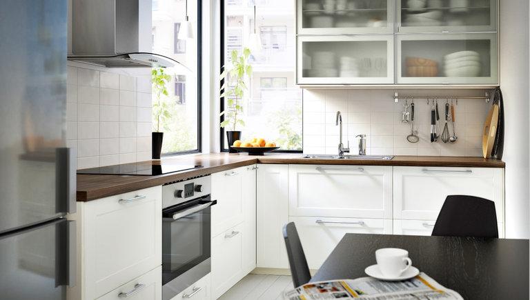 правильное расположение техники на кухне 8 м2