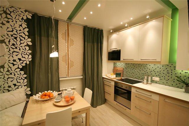 Кухни 11 кв.м дизайн