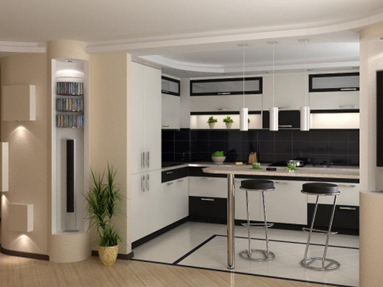80 примеров угловых кухонь секреты дизайна и удачной планировки