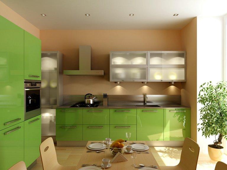 Дизайн кухни в доме с печкой