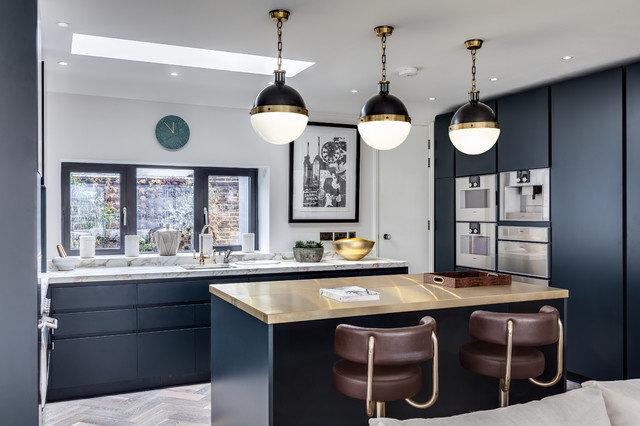 Дизайн интерьера кухни 14 кв