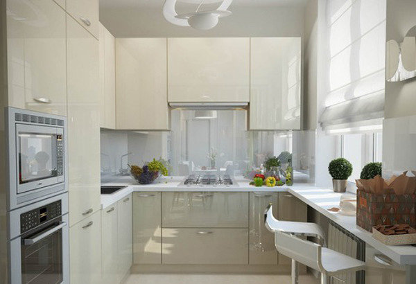 Интерьер кухни фото в современном стиле фото