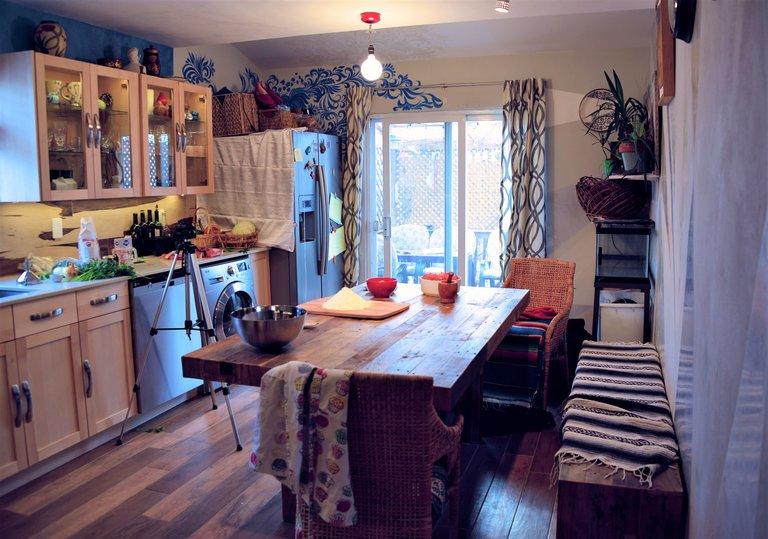 Кухни в русском стиле дизайн 3