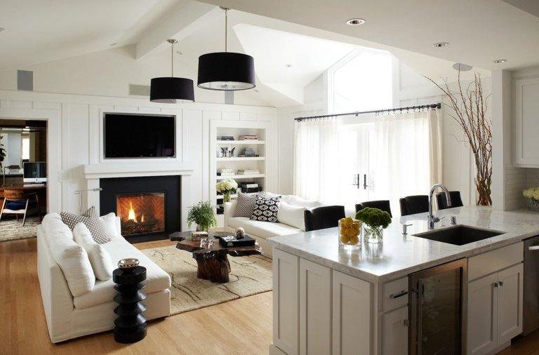 Кабинет в доме: как оформить его интерьер - ответ на 30 фото
