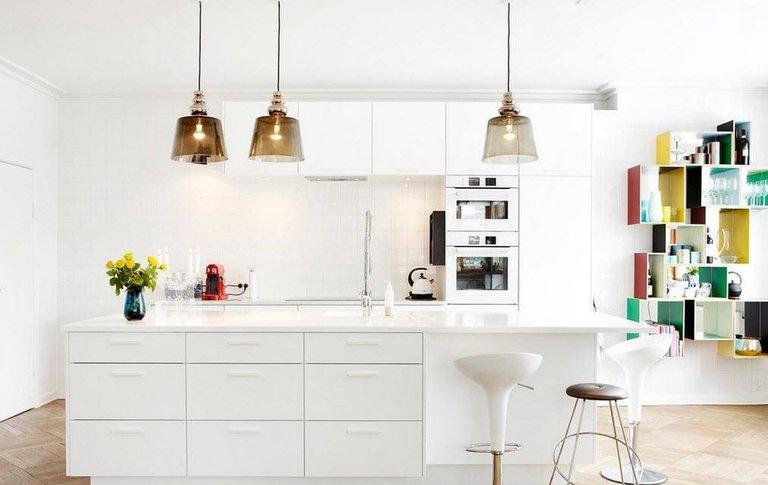 Großartig Benutzerdefinierte Küchenschränke Kosten Pro Linearen Fuß ...