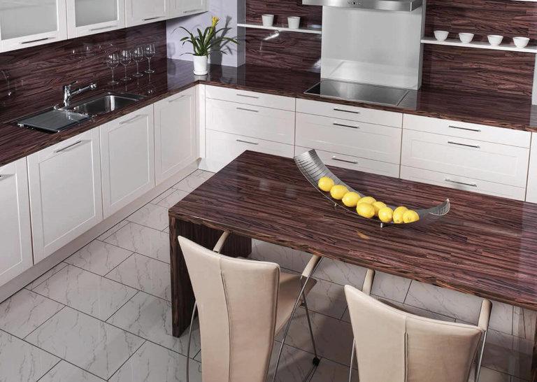 Столешница для кухни пластик отзывы столешница из ламината hpl