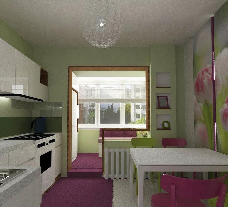 Красивый дизайн кухни в хрущевке: Дизайн кухни в хрущевке: 15 рабочих идей и 55 фото