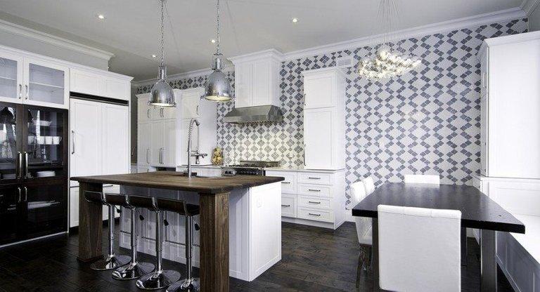 Hintergrundbild für Küche Waschbar Katalog Fotos