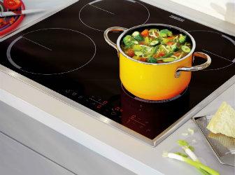 Какую посуду можно использовать на стеклокерамической варочной панели?