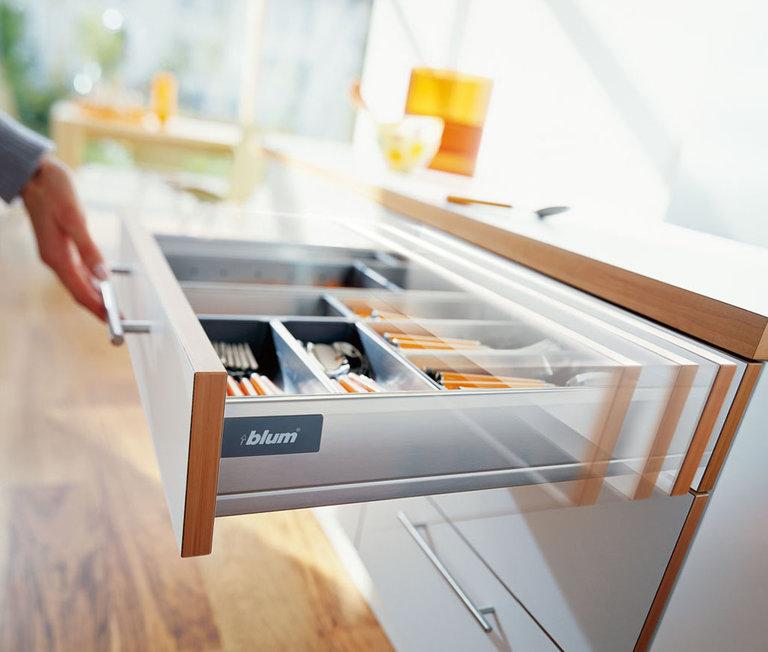 Armaturen für Küchenmöbel
