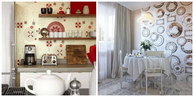 красивые обои фото для кухни