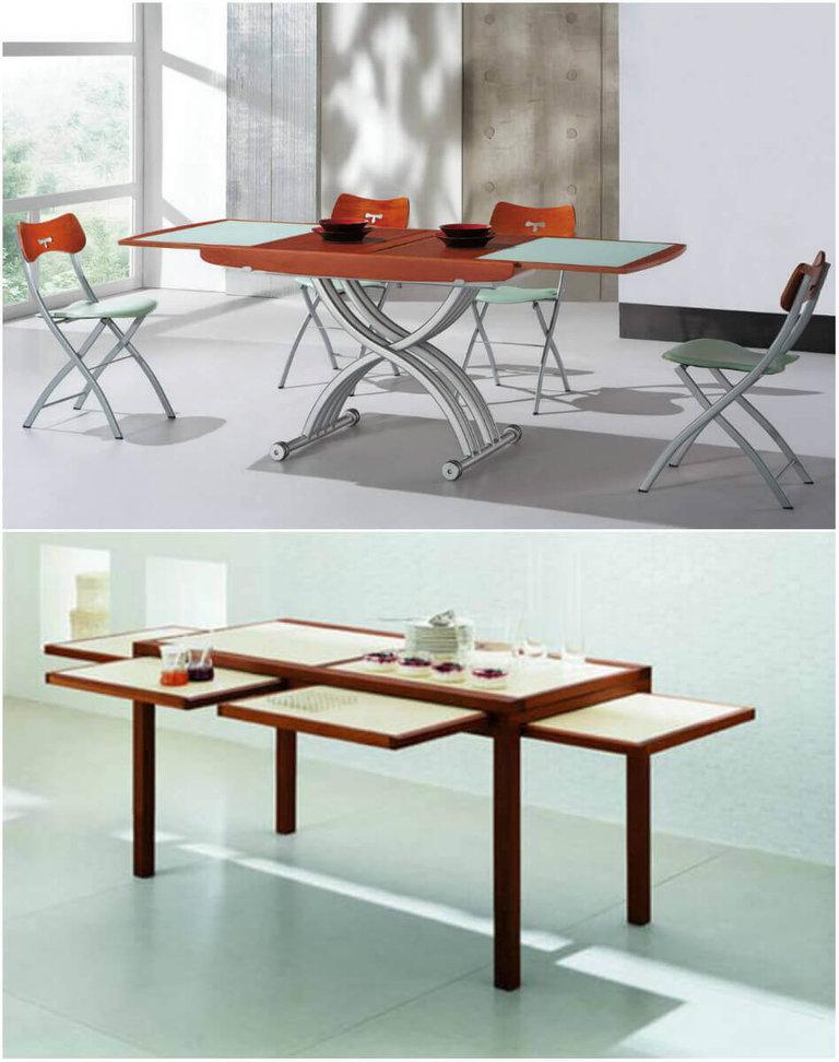 Tabelle Transformator Küche
