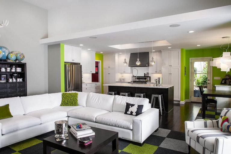 кухня гостиная 25 квм 50 вариантов дизайна планировок советы