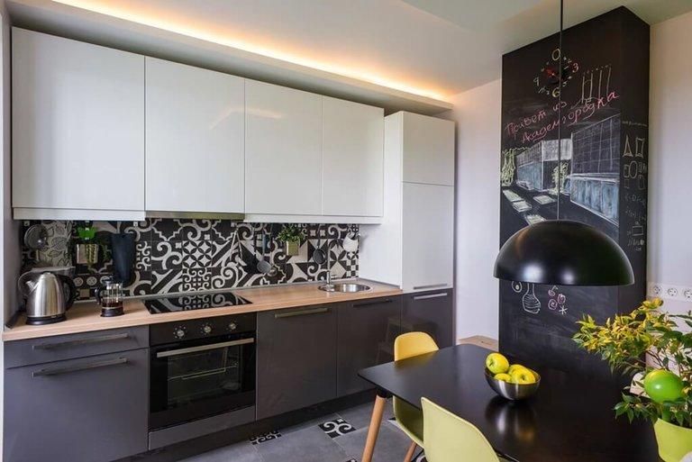 Дизайн кухни 2018: лучшие 45 современных идей с фото интерьеров