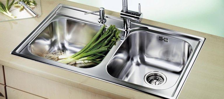 Мойка из нержавейки на кухню - Обзор преимуществ, отзывы