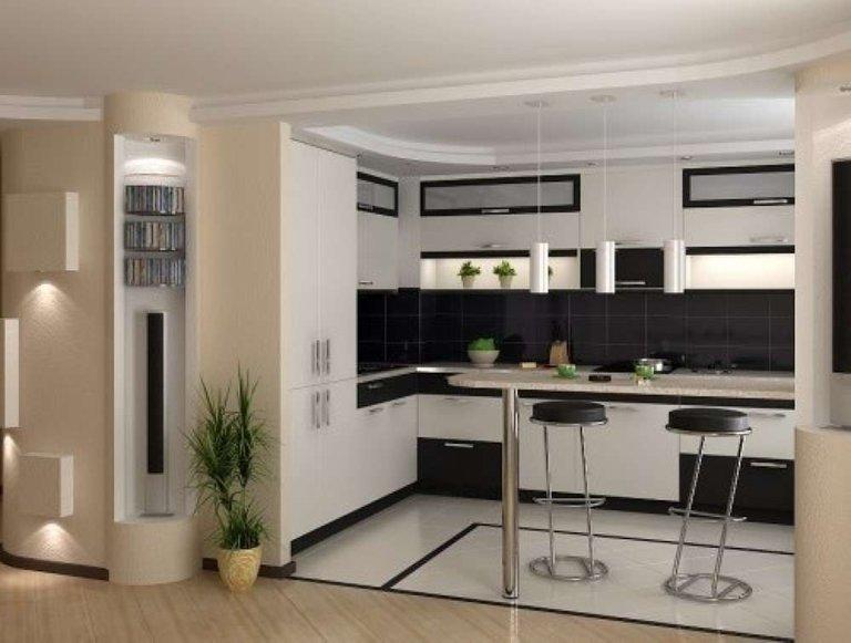 барные стойки для кухни 55 классных фото и примеры лучших вариантов