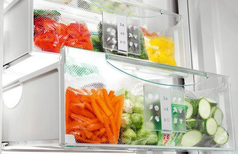 Какая температура должна быть в холодильнике и морозилке