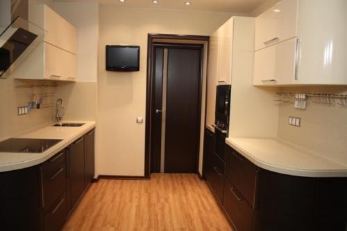Кухни 3 метра: фото, прямые, угловые, дизайн, купить кухню