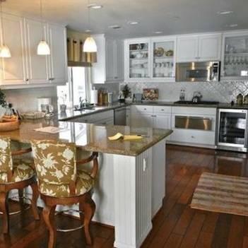 С-планировка кухни 13 м2