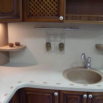 Цвета столешниц для кухни – фото-каталог рабочих поверхностей из МДФ и камня