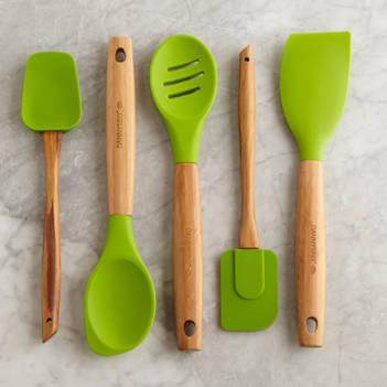 Кухни фисташкового цвета: фото интерьеров, мебели, сочетание с обоями