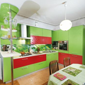 Кухня в 6 различных стилях - сделайте правильный выбор для себя