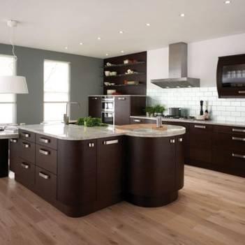 Размеры напольной плитки для кухни