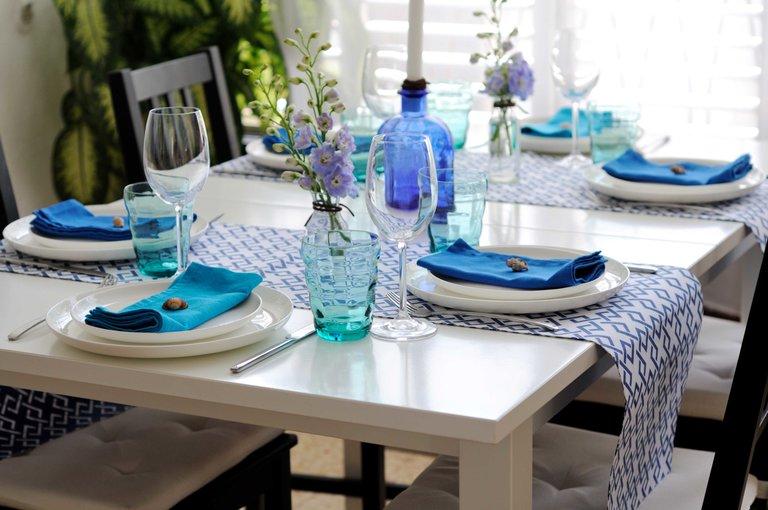 Посуда для сервировки стола фото